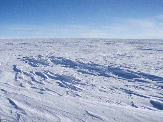 Arctic wasteland